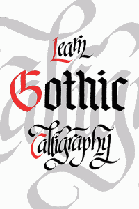 Learn Gothic Calligraphy iPhone App by Steve Husting