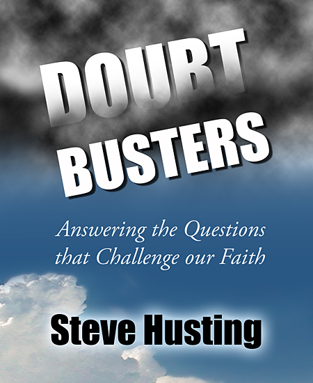 Doubt Busters front cover, Kindle Edition