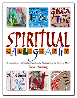 Spiritual Calligraphy book cover